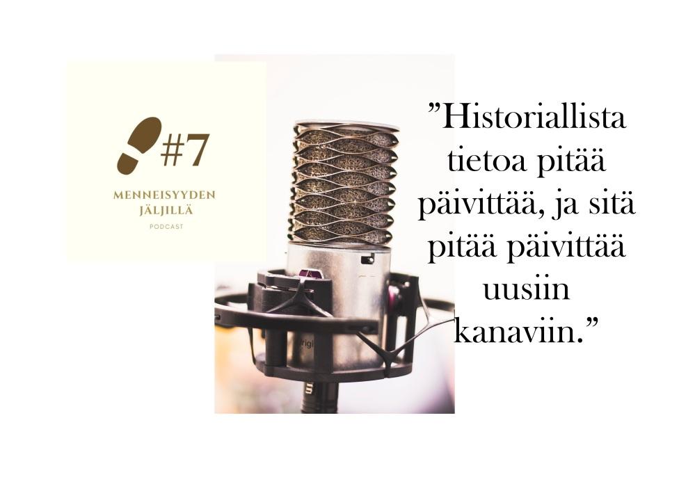 #7 Twiitin mittainen sisällissodan historia